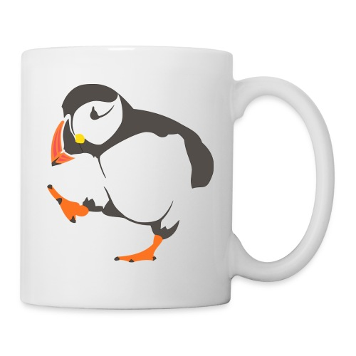 Happy Penguin Mug - Mug