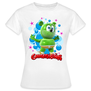 Gummibär Bubbles Ladies Classic T-Shirt - Women's T-Shirt