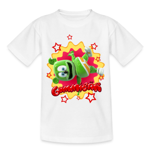 Gummibär Starburst Teenager T-Shirt - Teenage T-shirt