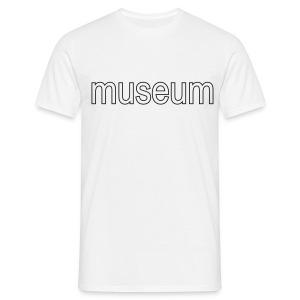 Men's T-Shirt - Black Glitter Special Flex Print