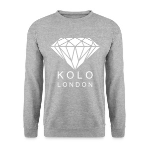 KOLO Sweat Pique (GREY) LONDON EDITION - Men's Sweatshirt