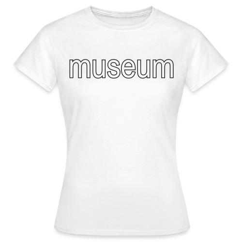 Women's T-Shirt - Black Glitter Special Flex Print