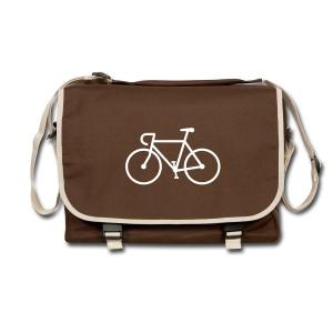 Fahrrad Icon - Umhängetasche