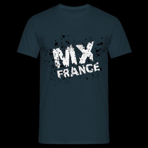 Tshirt homme SplashWhite homme (Couleur au choix) - T-shirt Homme