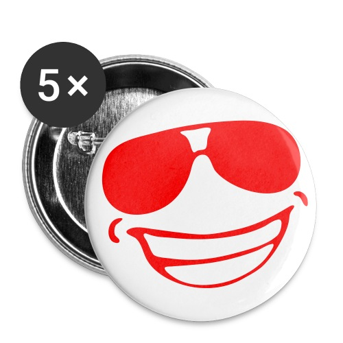 like a boss - Buttons groß 56 mm