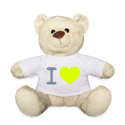 I love Papa - Teddy