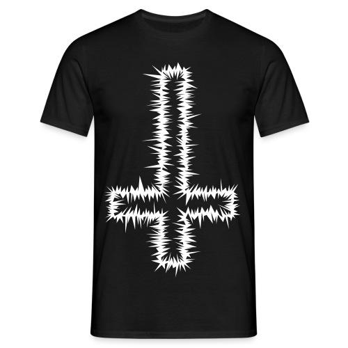 Antichrist  - Männer T-Shirt
