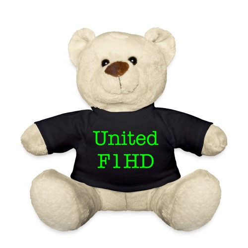 UnitedF1HD Teddy Bear  - Teddy Bear