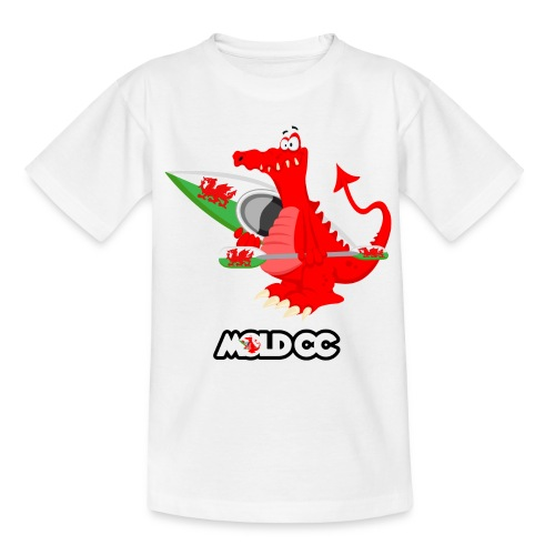 Mold CC Logo Shirt - Teenage T-shirt