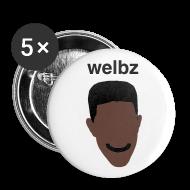 Buttons ~ Buttons medium 32 mm ~ Welbz - Medium buttons