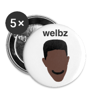 Buttons ~ Buttons medium 32 mm ~ Welbz - Medium buttons