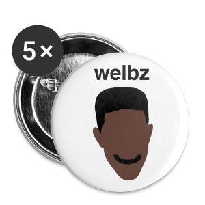 Welbz - Medium buttons - Buttons medium 32 mm