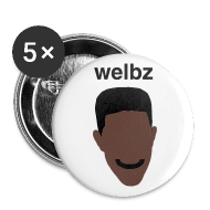 Buttons ~ Buttons large 56 mm ~ Welbz - Large buttons