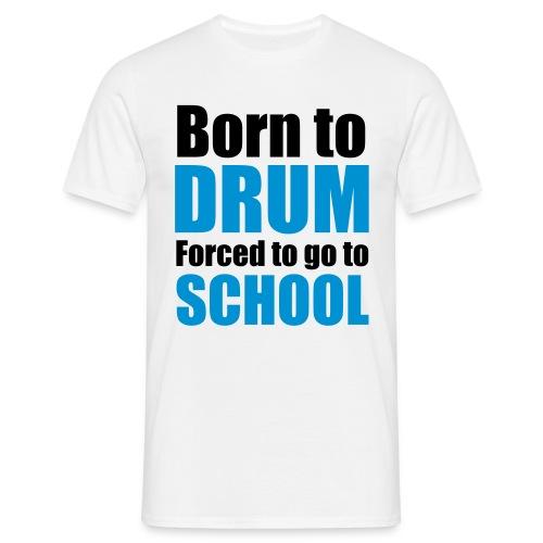 drummer - Maglietta da uomo