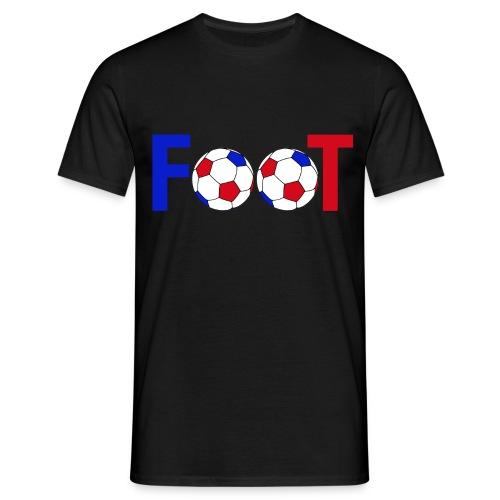 Foot et ballons - T-shirt Homme