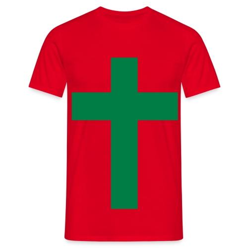 bornholmer T-shirt! - Herre-T-shirt