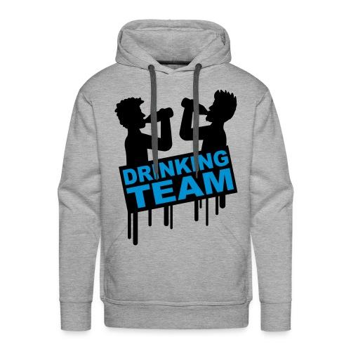 Drinking Team - Men's Premium Hoodie