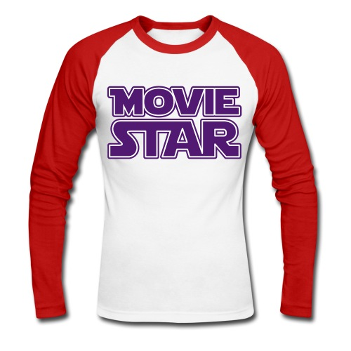 Drinking Team - Men's Long Sleeve Baseball T-Shirt