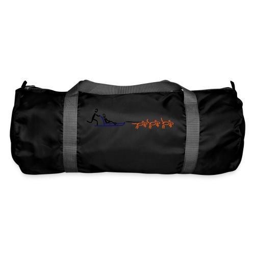 Hundeschlitten Tasche - Sporttasche