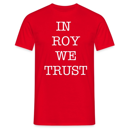 IRWT - Away - Men's T-Shirt