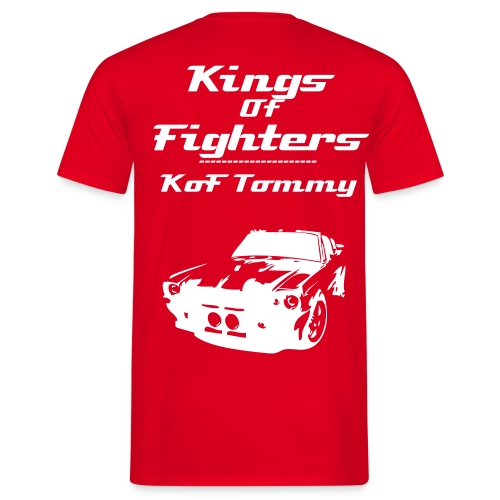 KoF Tommy - T-shirt Homme
