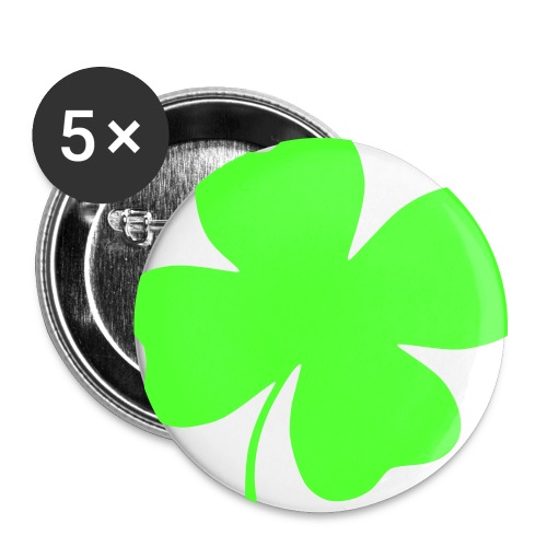 JamesMcCarthy YOUNOW Button - Buttons large 2.2''/56 mm(5-pack)