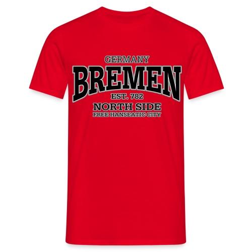 Bremen est. - Männer T-Shirt