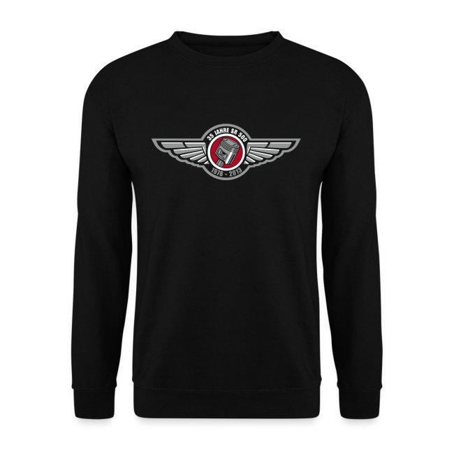 """Sweatshirt """"35 Jahre SR 500"""""""