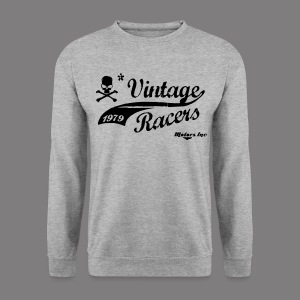 Motorcycles Sweatrer Grey - Sweat-shirt Homme