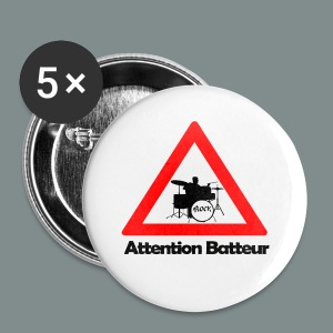 Badge moyen 32 mm