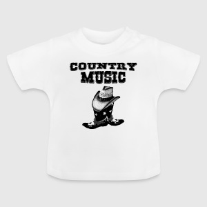 country music T-shirts - Baby T-shirt