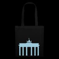 Taschen & Rucksäcke ~ Stoffbeutel ~ Brandenburger Tor Tasche