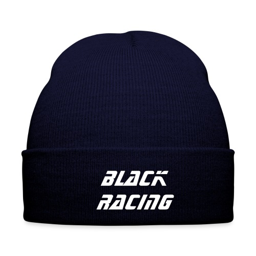Blue wolly hat - Winter Hat