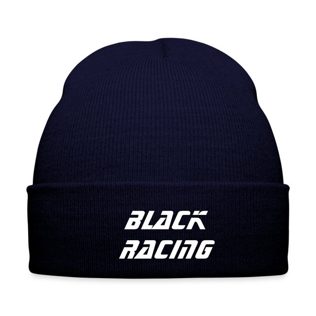 Blue wolly hat