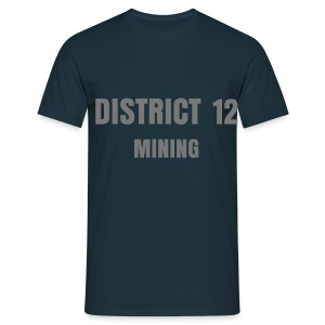 District 12  - Men's T-Shirt
