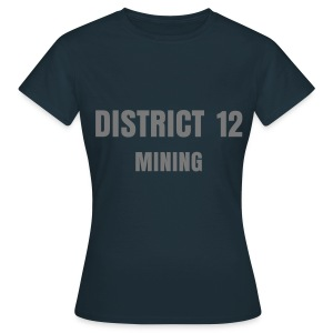 District 12  - Women's T-Shirt
