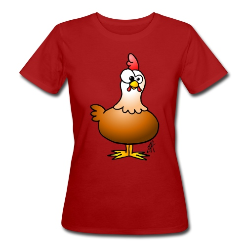 Chicken - Women's Organic T-Shirt