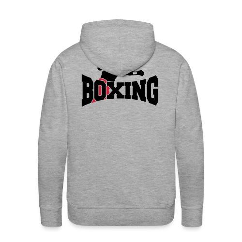 Boxen - Männer Premium Hoodie