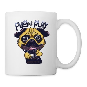 Pug & Play - Tazza