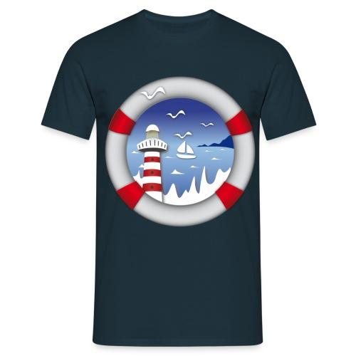 bouée - T-shirt Homme