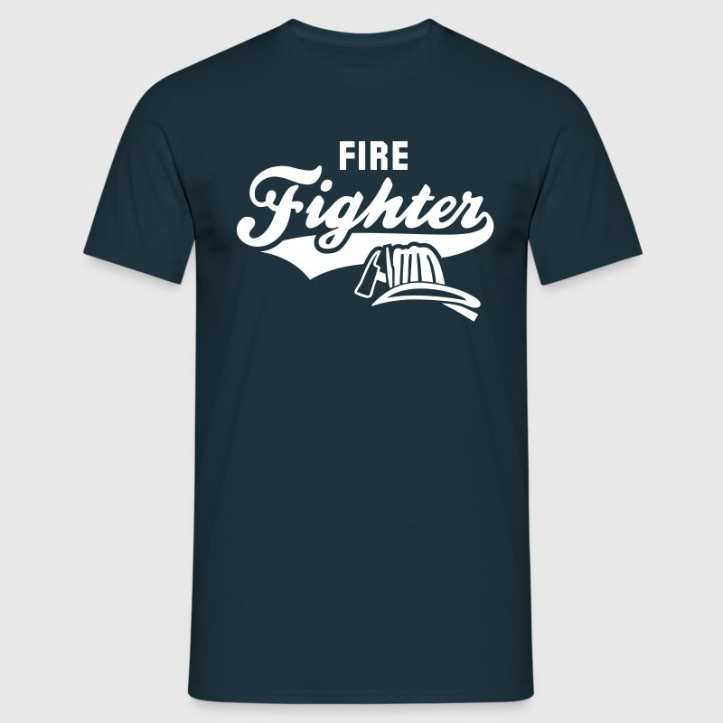 Firefighter T-Shirt - Herre-T-shirt
