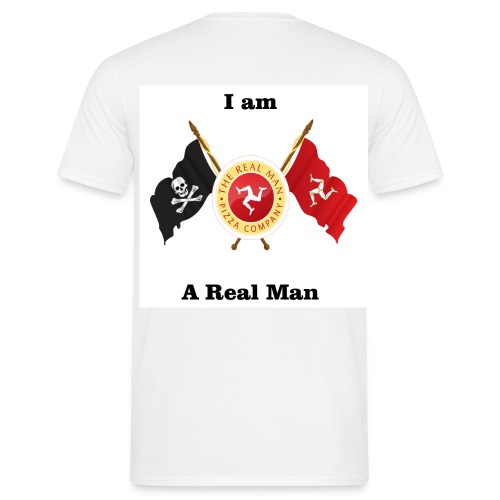 realmaniama2 - Men's T-Shirt