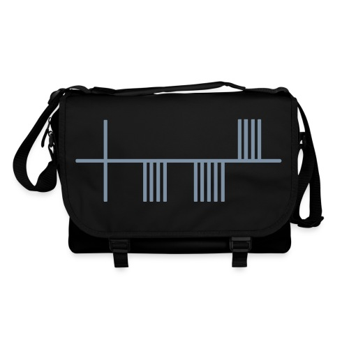 ASNC Ogam laptop bag - Shoulder Bag