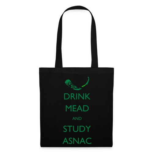 Drink Mead and study ASNC bag - Tote Bag