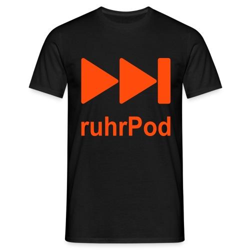 Ruhrpott Musc 2 play - Männer T-Shirt