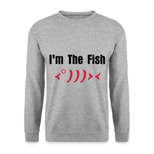 Fish - Sweat-shirt Homme