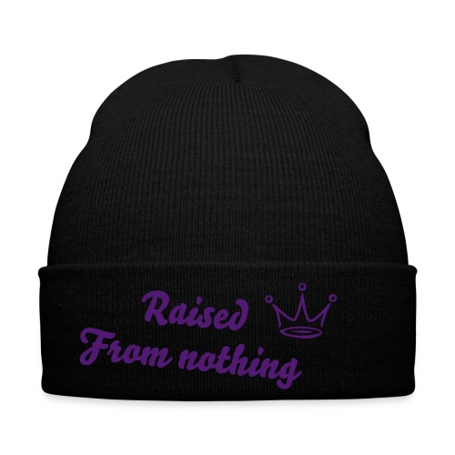 Raised from nothing - Winter Hat