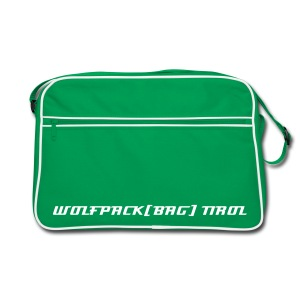 support bag wolfpack tirol - Retro Tasche