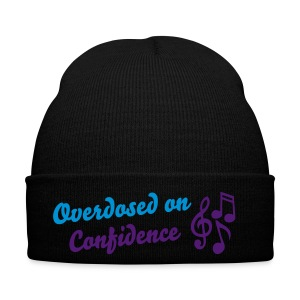 Overdosed on Confidence - Winter Hat