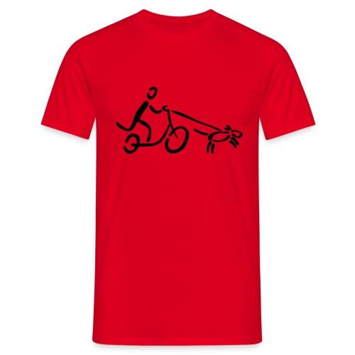 Hundezugsport Shirt - Männer T-Shirt